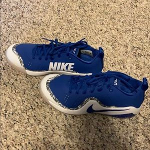 NWT Nike Force Zoom Trout 4Turf Sneakers